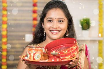 Karwa Chauth Gifts to Ahmedabad