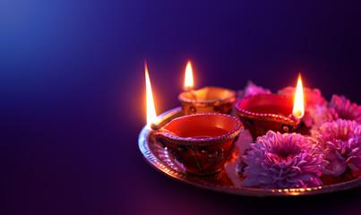 Online Diwali Diya