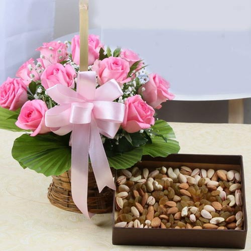 Flowers & Dry Fruits