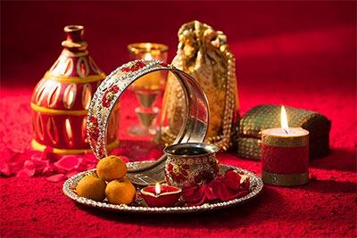 Karwa Chauth Express Gifts