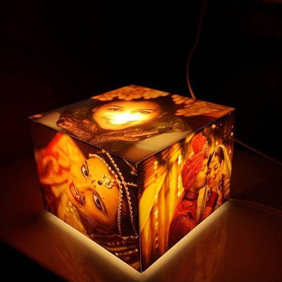 Rectangle Lamp TT
