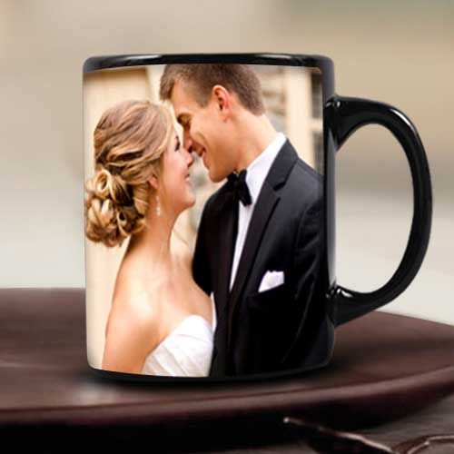 Personalized Black Mug