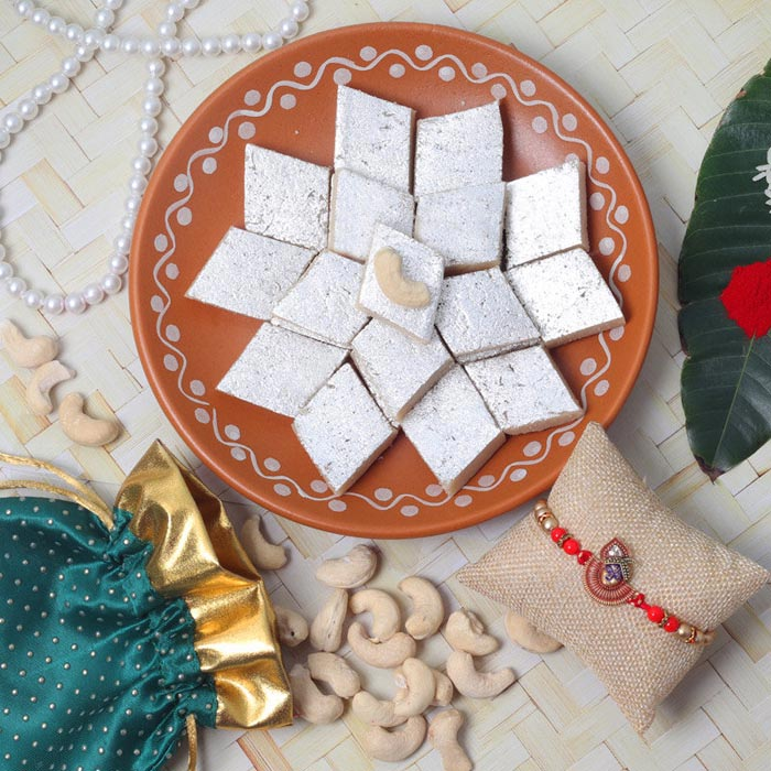 Rakhi With Sweets online