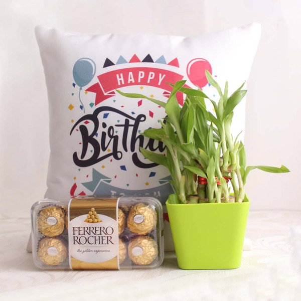 Delightful Birthday Gift Hamper