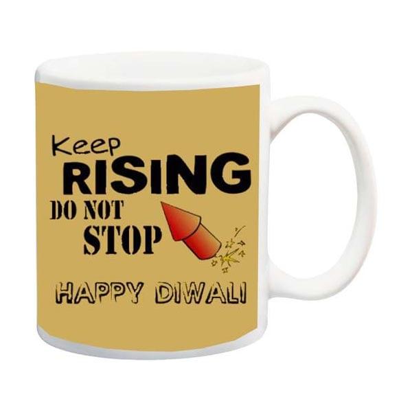 Loud Cracking Diwali Mug