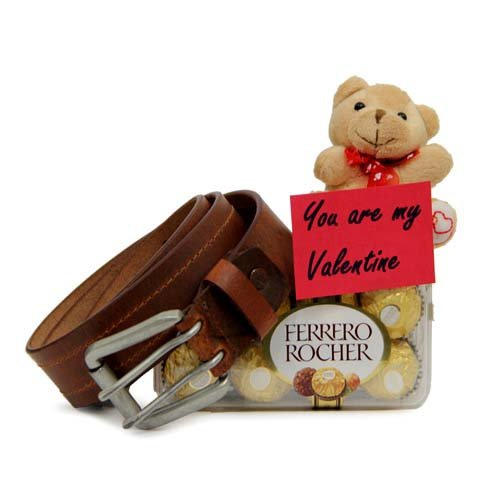 Ferrero Rocher N Belt For Valentine
