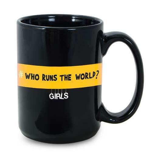 Black Mug For Girls
