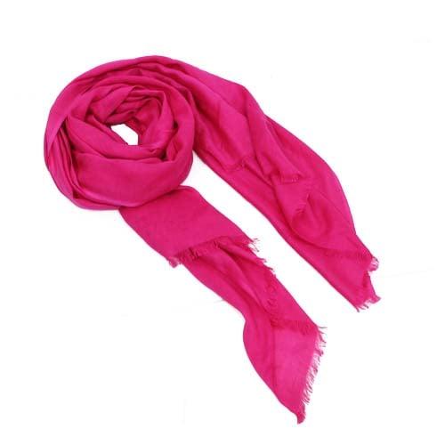 Dark Pink Stole