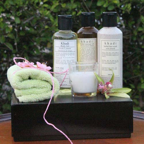 Spa Hampers
