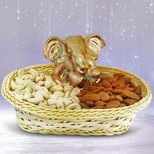 DEVOTIONAL DRYFRUITS BASKET