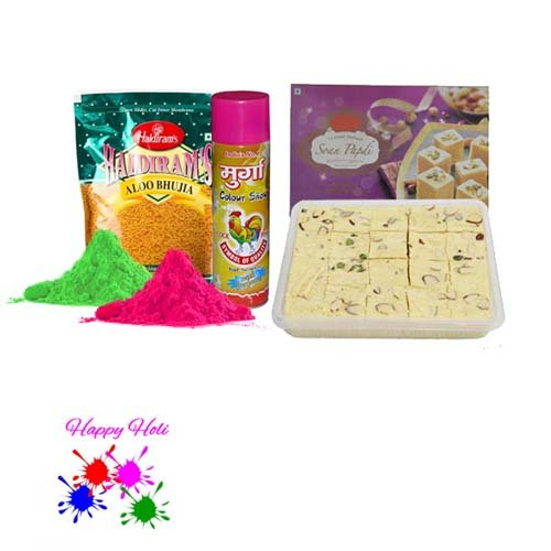 Holi Magic with Sonpapadi