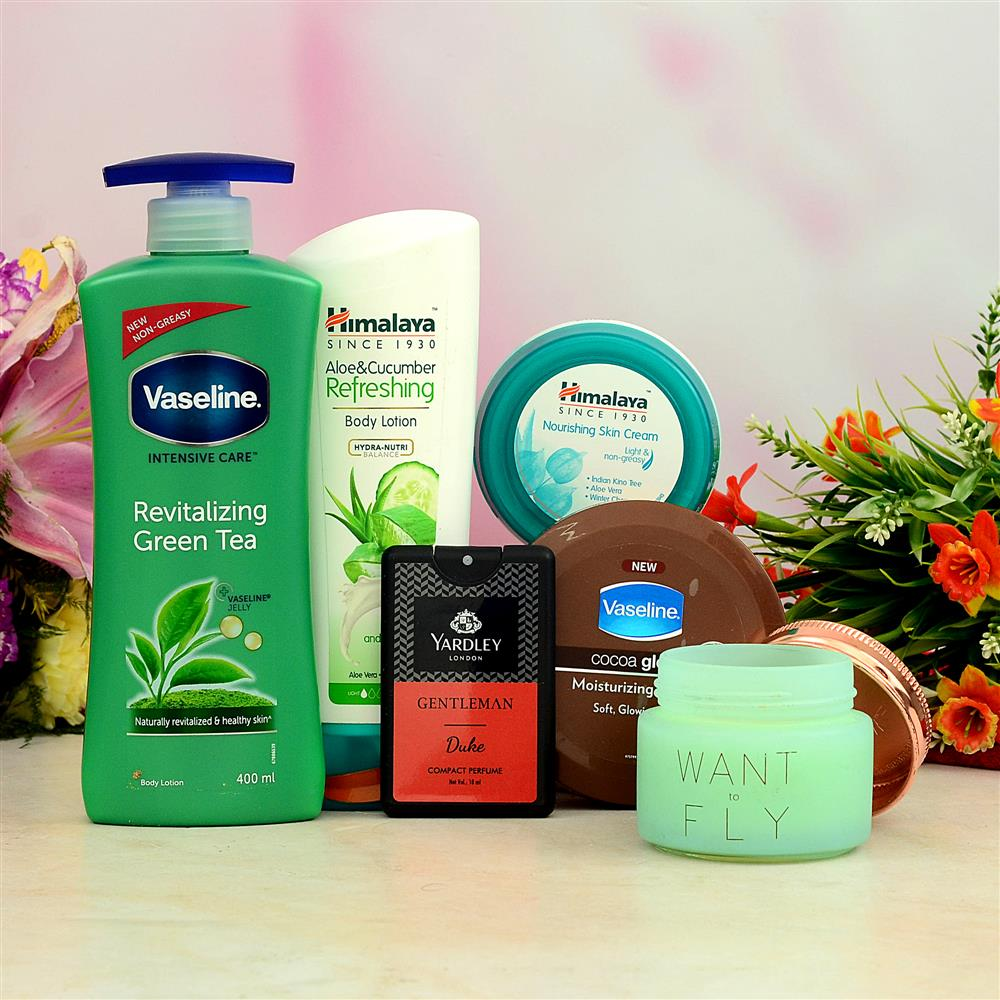 Cosmetic & SPA Hamper