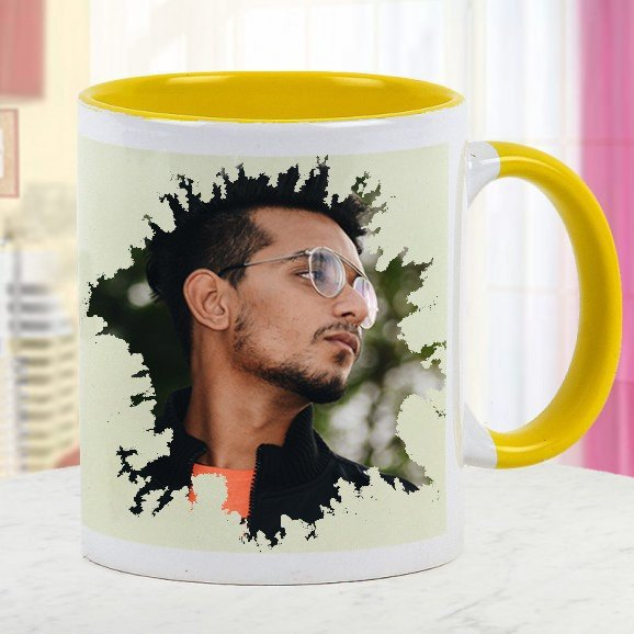 Special  Personalised Photo Mug