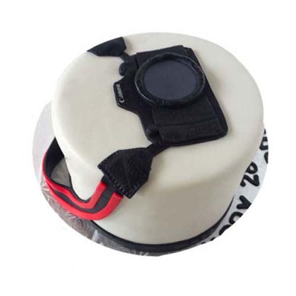 2 kg Camera Cake