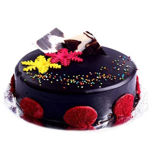 Half kg Choco Velvet Desire Cake