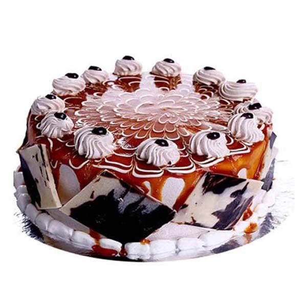 Half kg Cappuccino Spell Cake