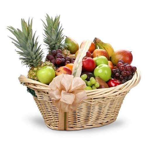 5 Kg Small Fresh Fruits Basket