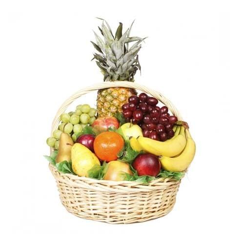 Gift Basket of 6 Kg Fresh Fruits