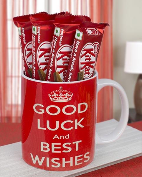 Good Luck Combo Mug