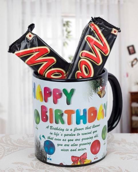 Birthday Combo Mug