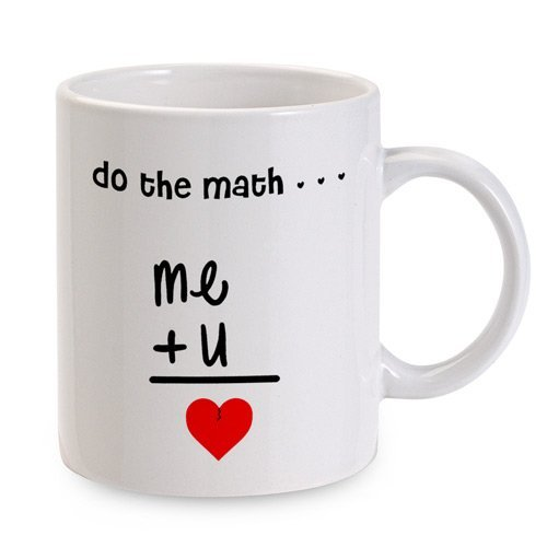 Me N U Coffee Mug