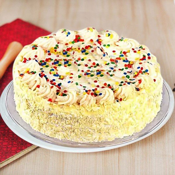 Fresh Vanilla Cake Online