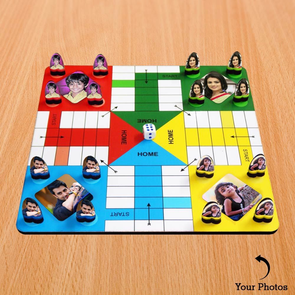 PERSONALIZED LUDO