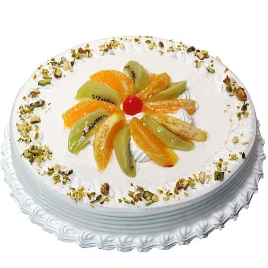 Delectable Fruit Cake