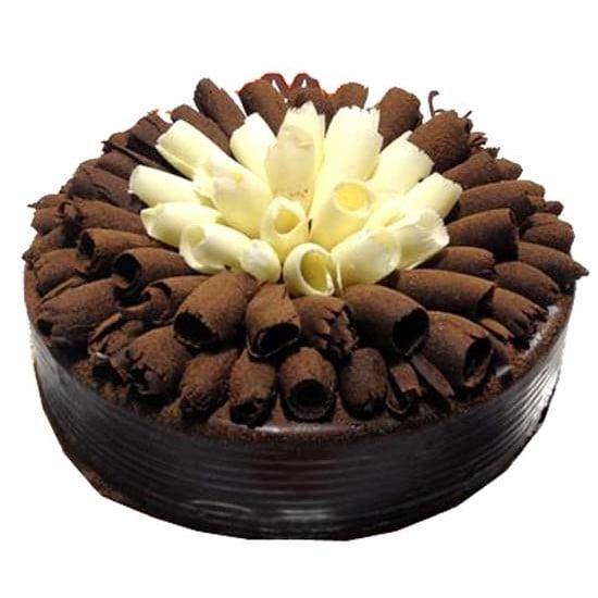 Chocolate Roll Cake 1 KG