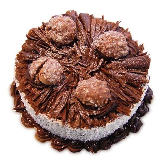 1kg Ferrero Rocher Cake