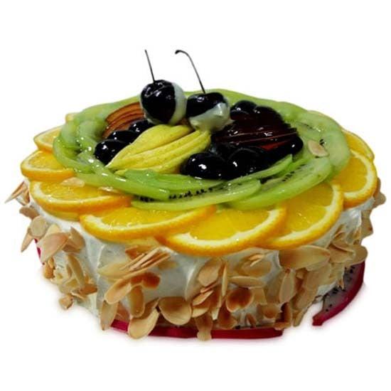 1kg Fresh Fruit Cake