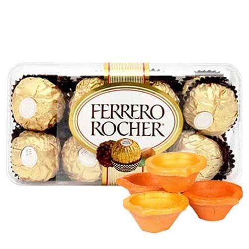 Ferrero Rocher & Diya