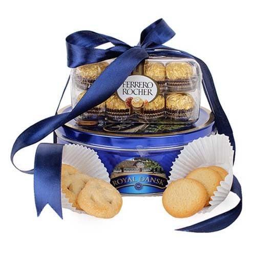 Rocher & Cookies