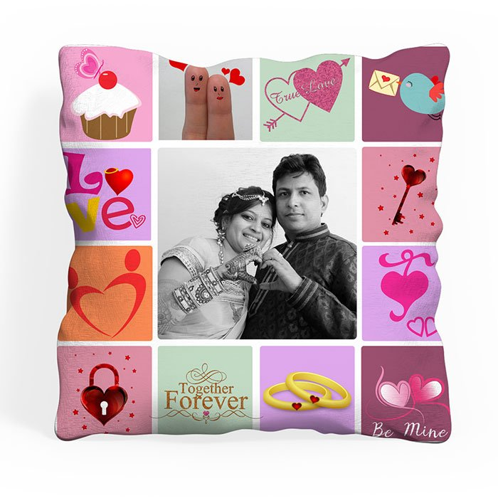 Together Forever Cushion