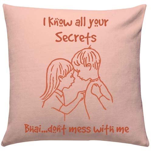 Special Bhai Cushions