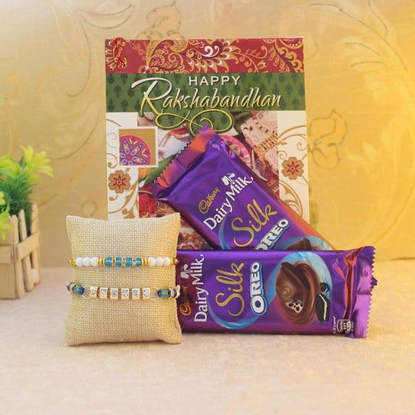 Oreo Rakhi Delight