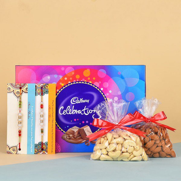Overly Sweet Rakhi Hamper