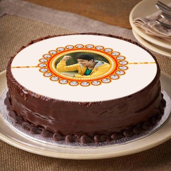 Rakhi With Cake Online