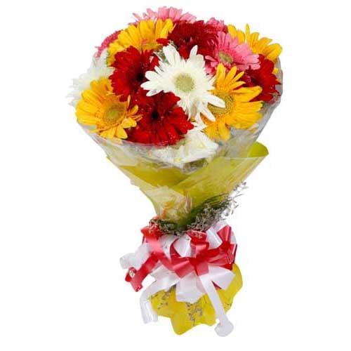 Burst Of Colour Bouquet