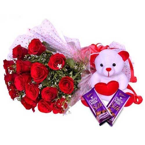 Cute, Red & Chocolaty