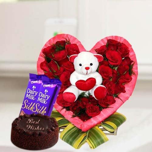 Hearty Flower Combo