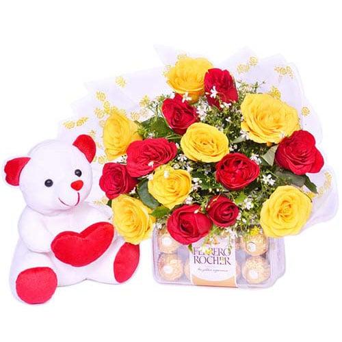 Teddy With A Heart