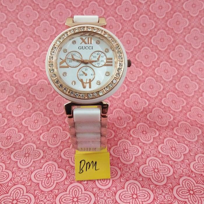 Stylish Gucci watch