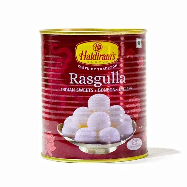 1 Kg Haldiram Rasgulla Sweets