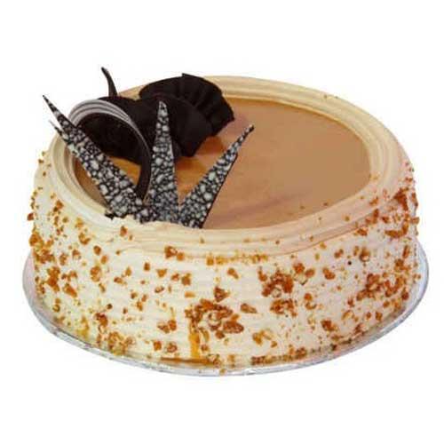 Exotic Butterscotch Cake Half Kg
