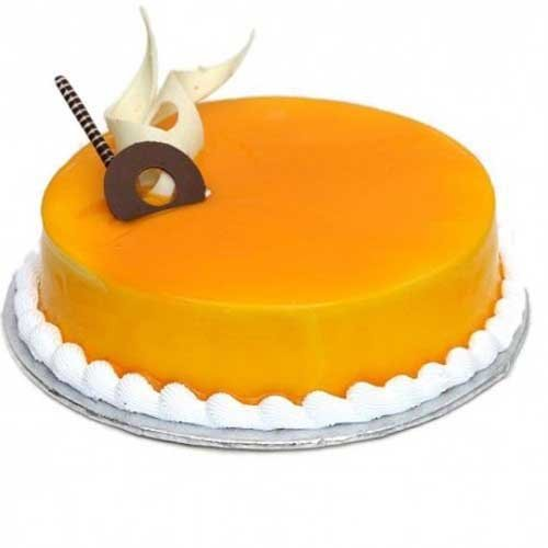 Mango Cake Half Kg