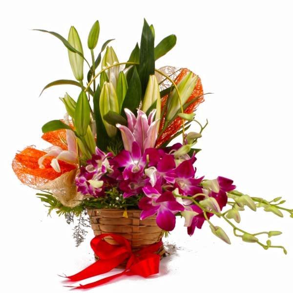 Stylish Floral Arrangement