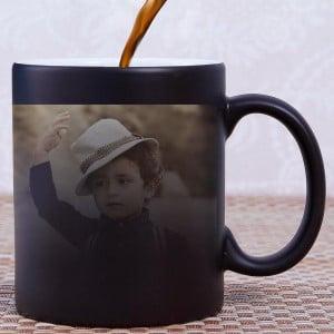 Personalized Birthday Magic Mug