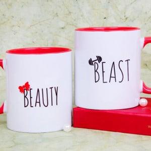 Beauty-Beast Mug
