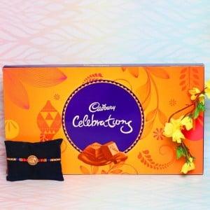 Rakhi N Cadbury Celebration Pack